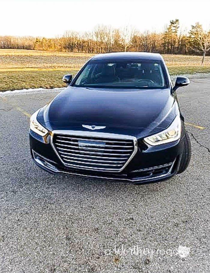2017 Genesis G90 Luxury Family Car This Worthey Life