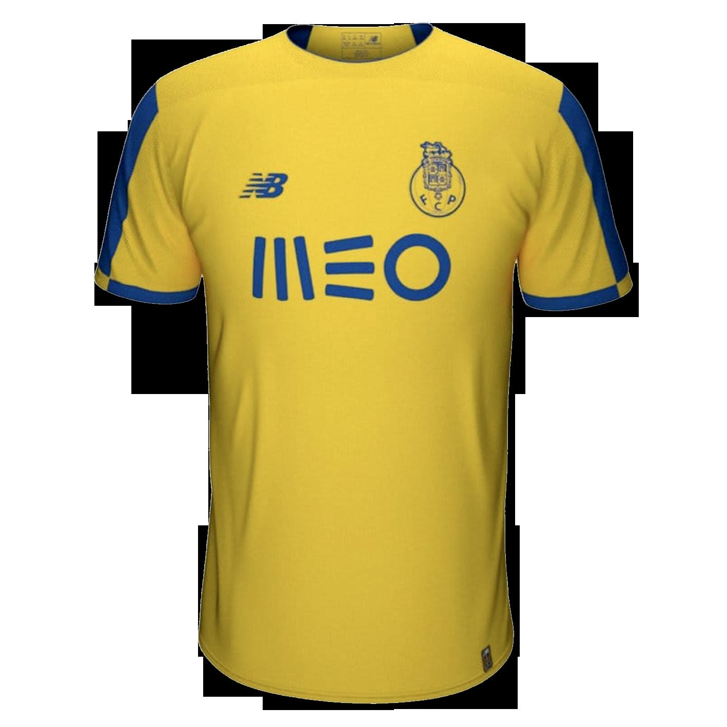 Porto 2019 20 Jersey Away