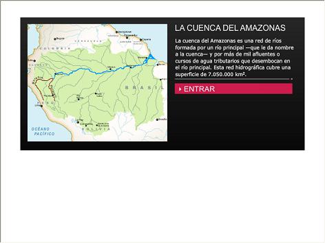 La Cuenca Del Amazonas Es Una Red De Ríos Formada Por Un Río Principal Y Por Más De Mil Afluentes O Cursos De Agua Tributarios Amazonas Río Amazonas Geografía
