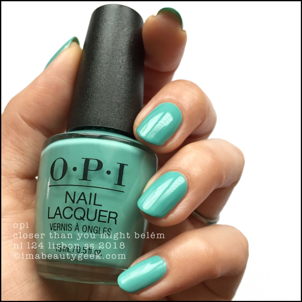 OPI LISBON COLLECTION SS 2018