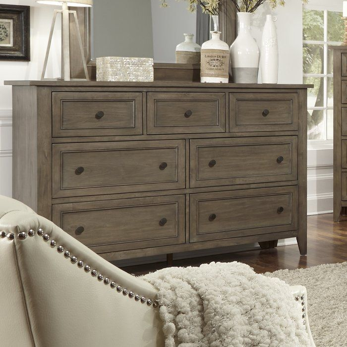Carly 7 Drawer Dresser Remodel in 2018 Pinterest Dresser - Lane Bedroom Furniture