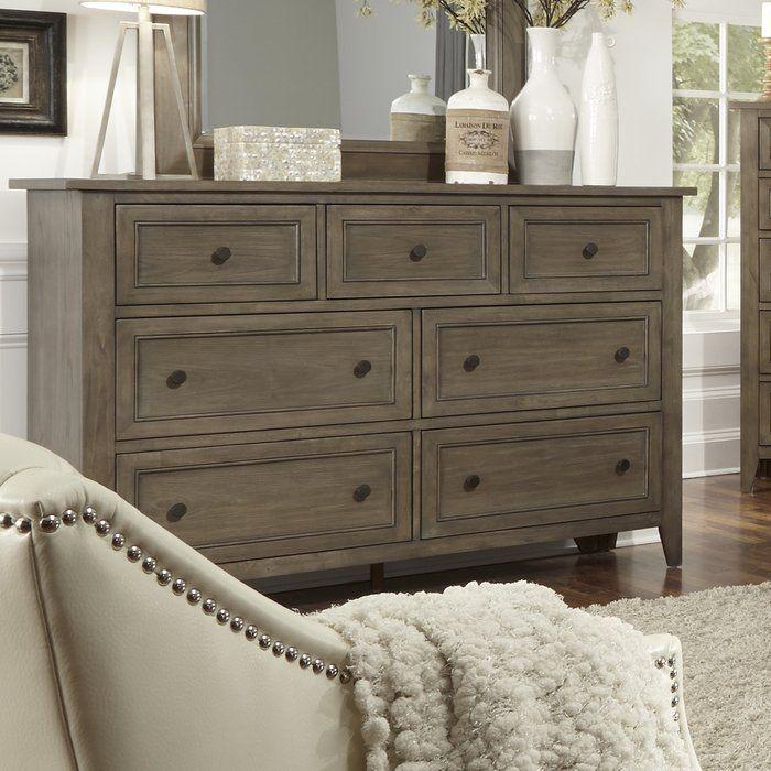Carly 7 Drawer Dresser Remodel in 2018 Pinterest Dresser - Lane Bedroom Furniture