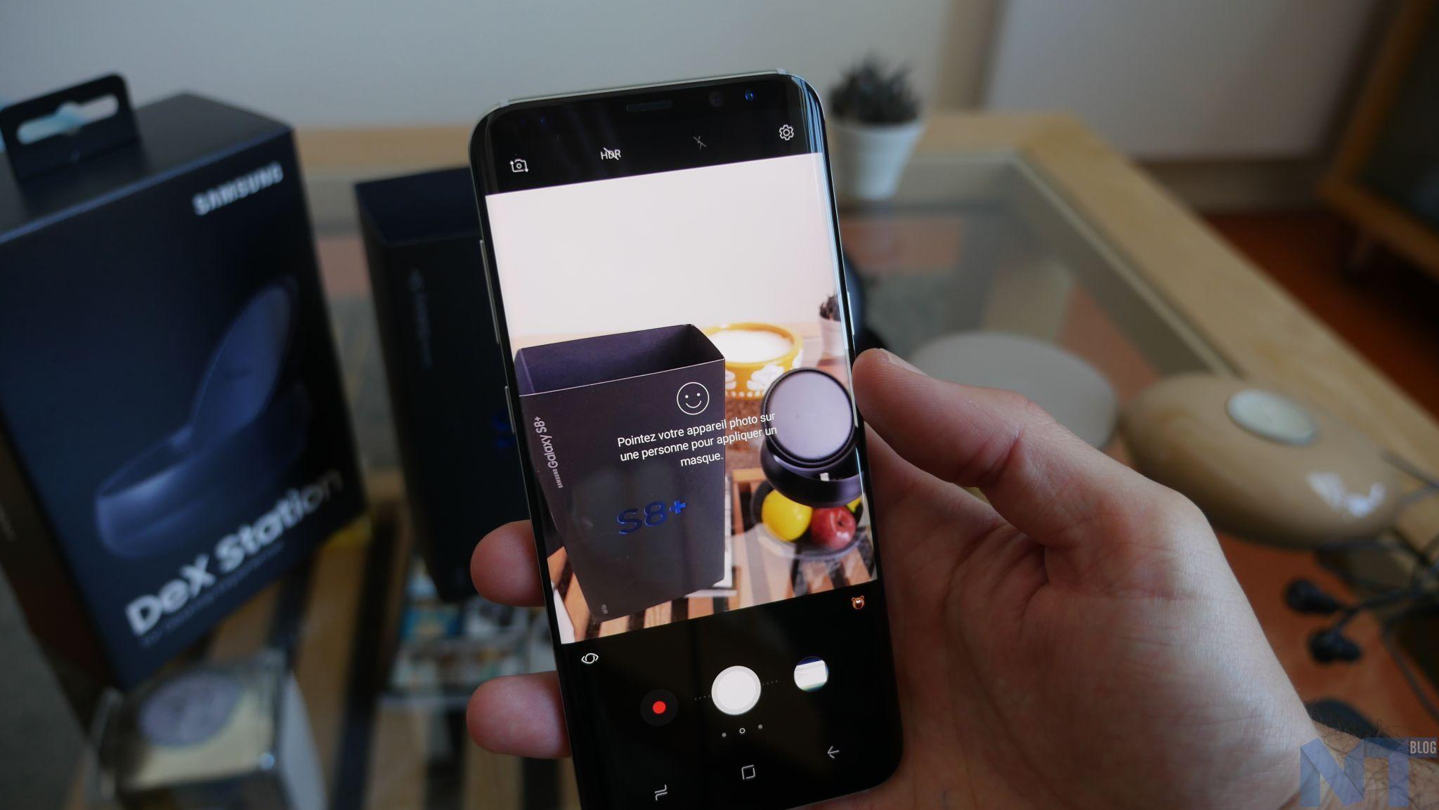 Galaxy S9 un meilleur scanner diris et deux emplacements SIM s t