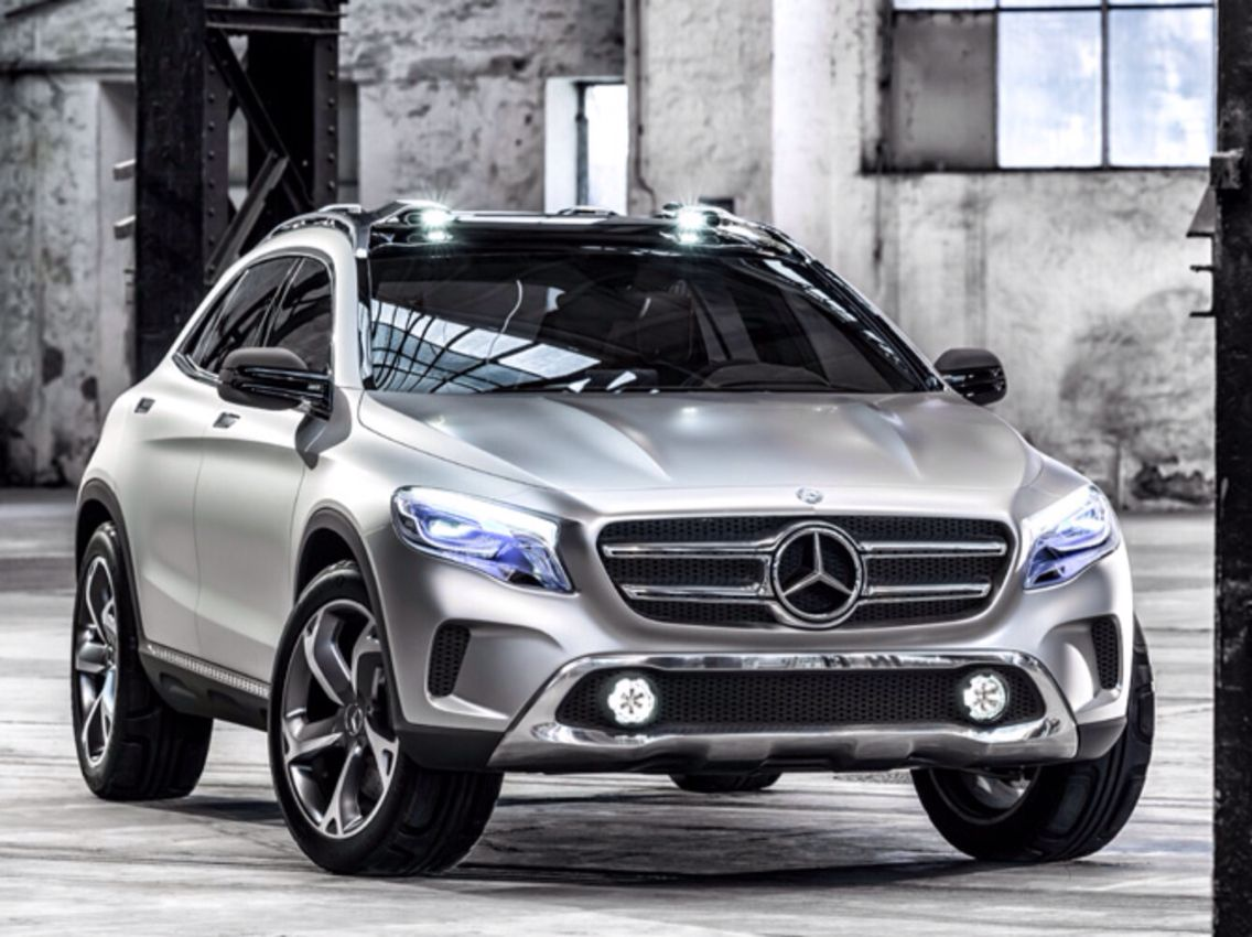 The upcoming mercedes benz gla compact crossover should show us its production trim at the frankfurt auto show in september while its sales start should