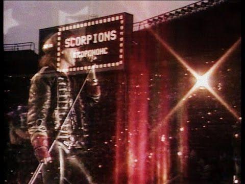Scorpions Still Loving You Live In Moscow 1989 Https Www Pinterest Com Klausmeinegrl