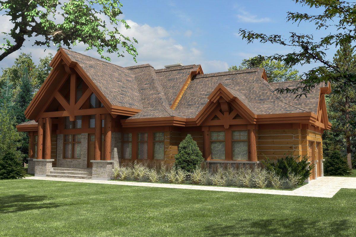 Casas modernas com troncos pesquisa google casas de for Google casas modernas