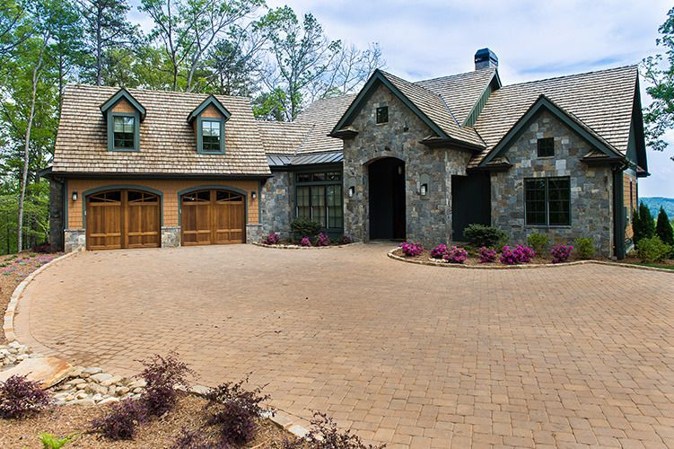 The Laurelwood House Plan - Front Exterior | Homes I Love ...