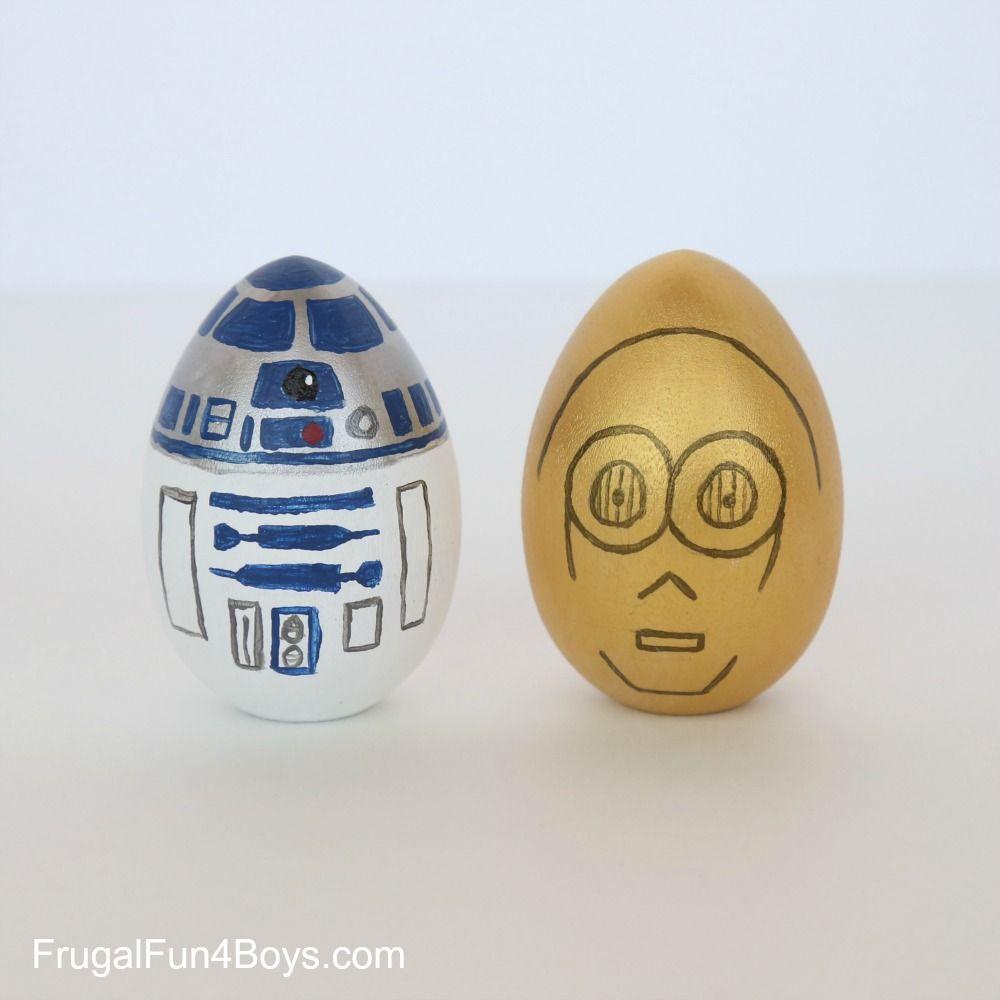 star wars easter eggs spirit of the season pinterest easter