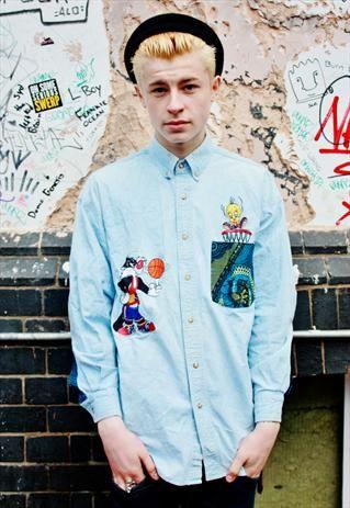 DISNEY SPECIAL, Vintage Shirt by Bukki  £36.99