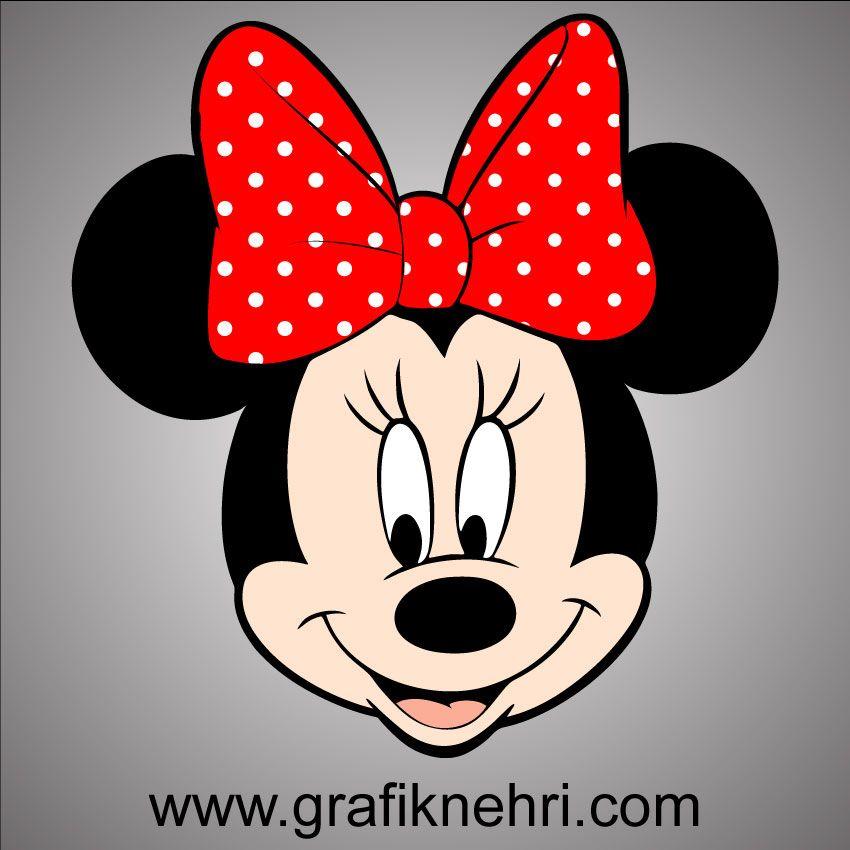 Minnie Mouse Vektörel çizimi Indir Vektörel çizimler
