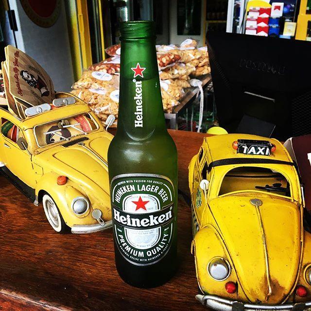 #taxibeer #gramadomall #semprecomendo #semprebebendo #heineken #beer