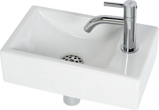 Plieger austin fontein toilet rechts set fontein cm