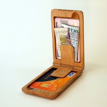 perfect for credit cards and little cash
