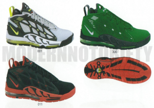 7f2a3ffdec2 Nike Air Max Pillar 2012 Line Up – New Images