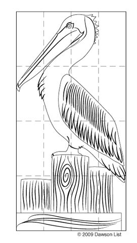 Pelican Pumpkin Carving Stencil Google Search Pumpkin