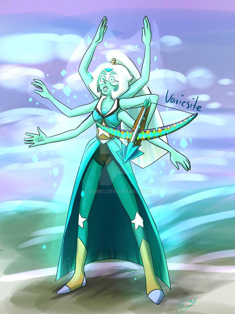 Pearl, Amethyst, & Peridot   Steven Universe Fan-Fusions ...