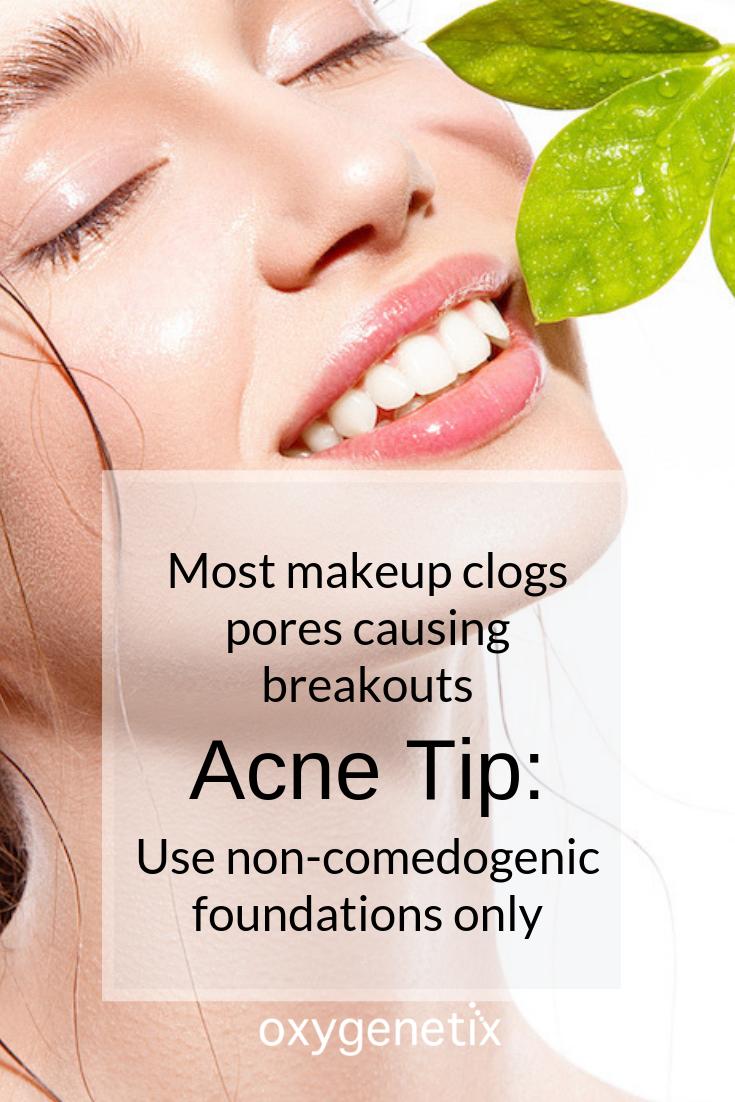 Acne Control Foundation Acne control, Pimples, Natural
