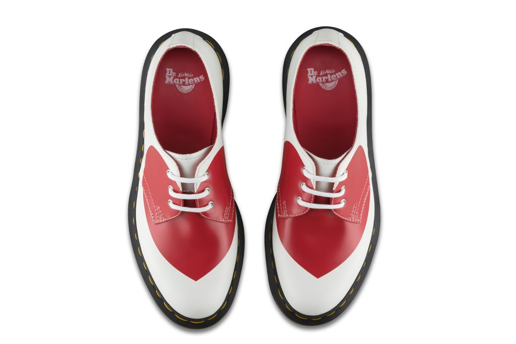 d262e90d483 Dr. Martens Celebrates Valentine s Day With Heart Collection