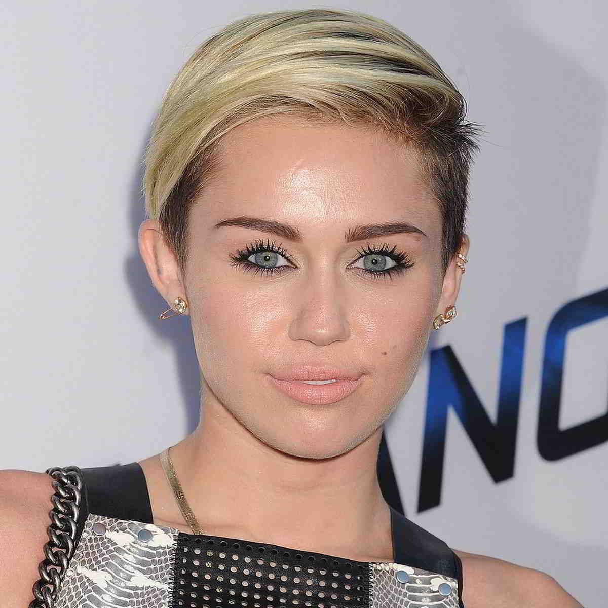 Miley cyrus hairstyles are they nice for her simple hairstyle