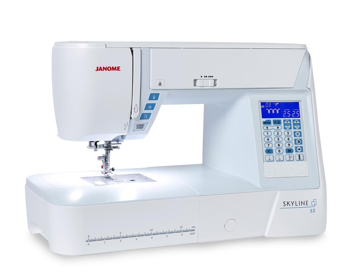 Janome Skyline S3 Review Is This The Best Machine For Quilting