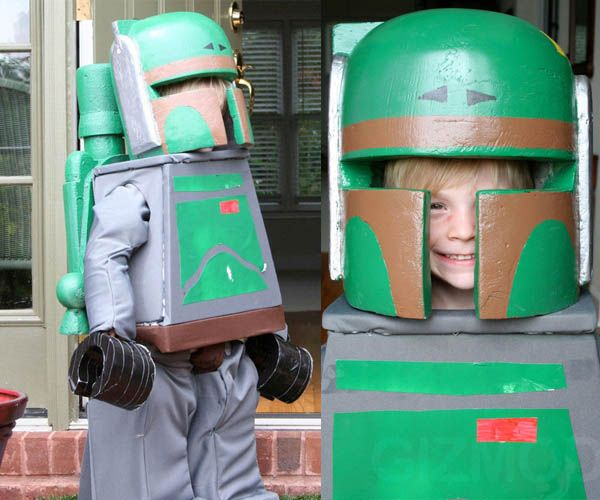 lego boba fett costume star wars party ideas pinterest. Black Bedroom Furniture Sets. Home Design Ideas