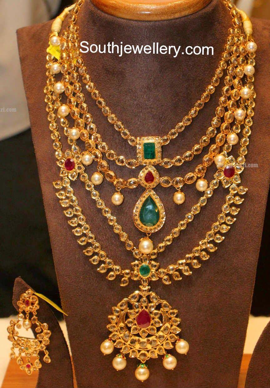 pacchi necklace designs 2014