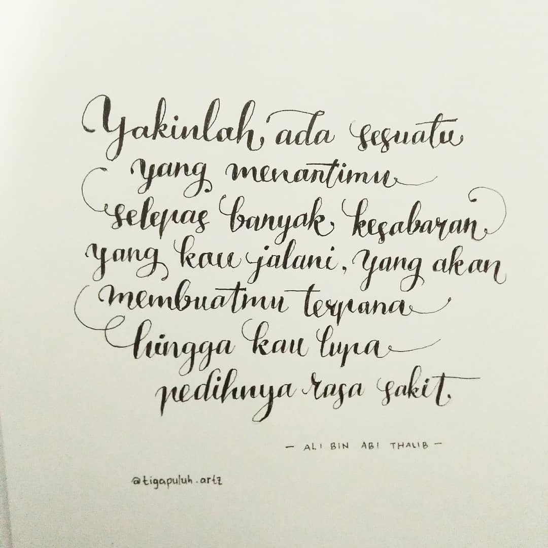 Ali bin Abi Thalib . . . . . . . quotes kutipan