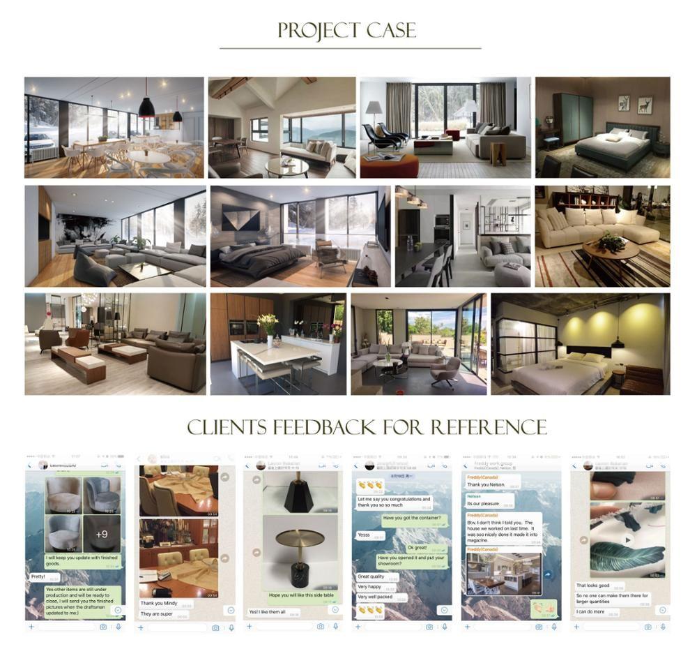 Best Source Modern Comfortable Corner Sofa Set Design Blue 400 x 300