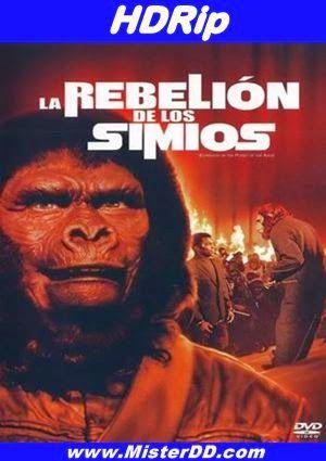 La Rebelion De Los Simios 1972 Hdrip Planet Of The Apes Science Fiction Movie Science Fiction Movies