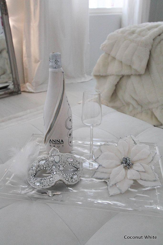 Happy New Year - Coconut White