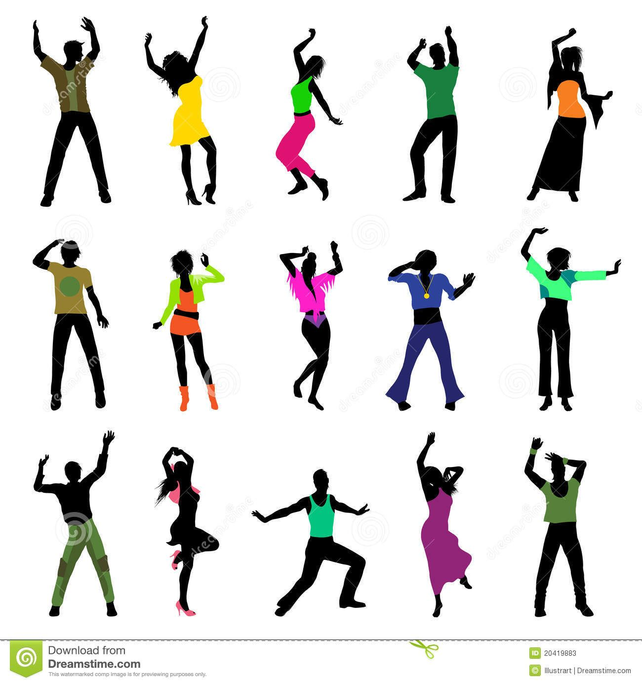 Pin by Barbie on Body Language | Silhouette people ...