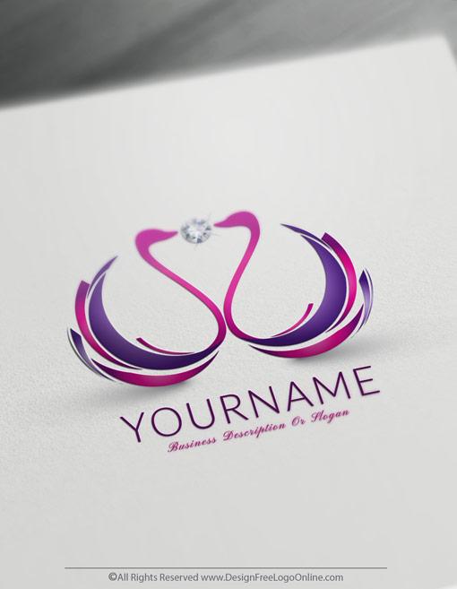 Create Beautiful Swan Logo Ideas Swans Logo Template