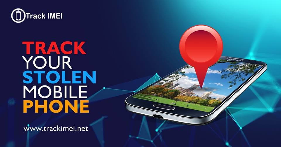 Lost your phone? Don't panic  #trackimei will help you