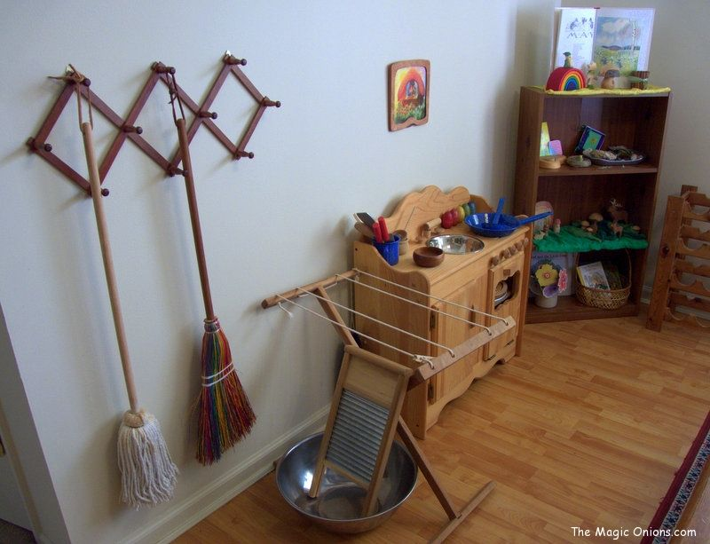 Waldorf Kinderzimmer ~ Cultivating a waldorf home a really lovely article on what is