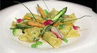 Ravioles de légumes