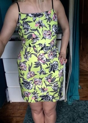 f733809806 Love Clothing, Summer Dresses For Women, Boohoo, Green, Floral, Clothes,
