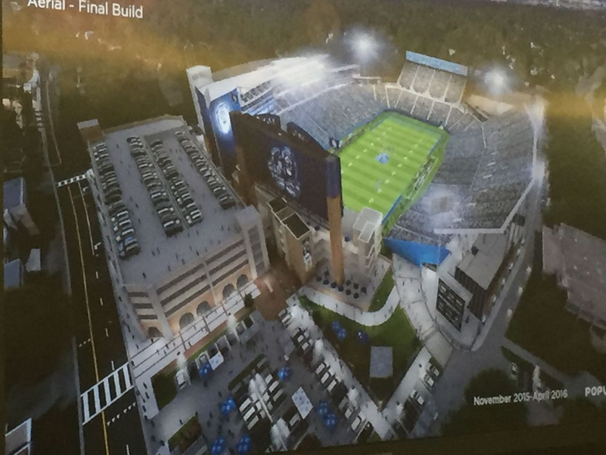 Odu Proposes 22 130 Seat Football Stadium To Be Built Without New Student Fees Football Stadiums Stadium Old Dominion