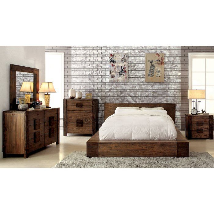 Morgana Panel Bed   For the Home   Pinterest
