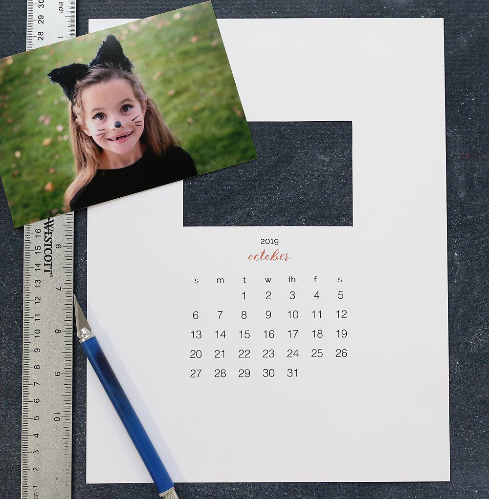 Make A Personalized 2020 Photo Calendar Free Templates It S Always Autumn Personalised Photo Calendar Photo Calendar Printable Calendar Template