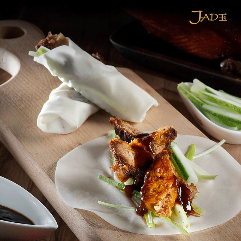 Discover the exclusive oriental dishes awaiting you at
