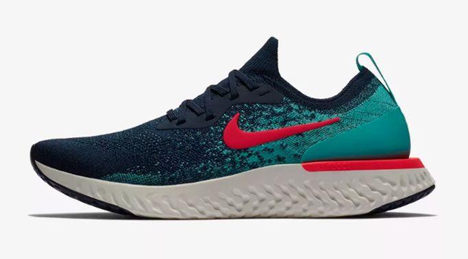 carpintero Hong Kong entonces  Alert: The Nike Epic React Flyknit Is On Major Sale Right Now ...