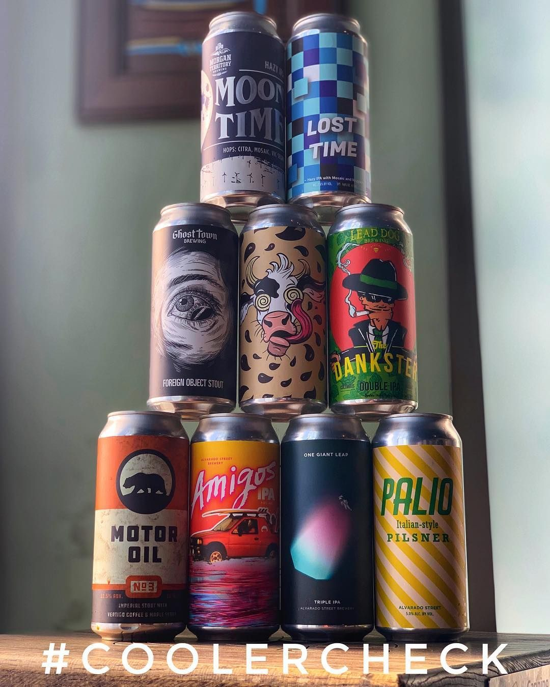 Happy National Beer Can Appreciation Day! On this day in