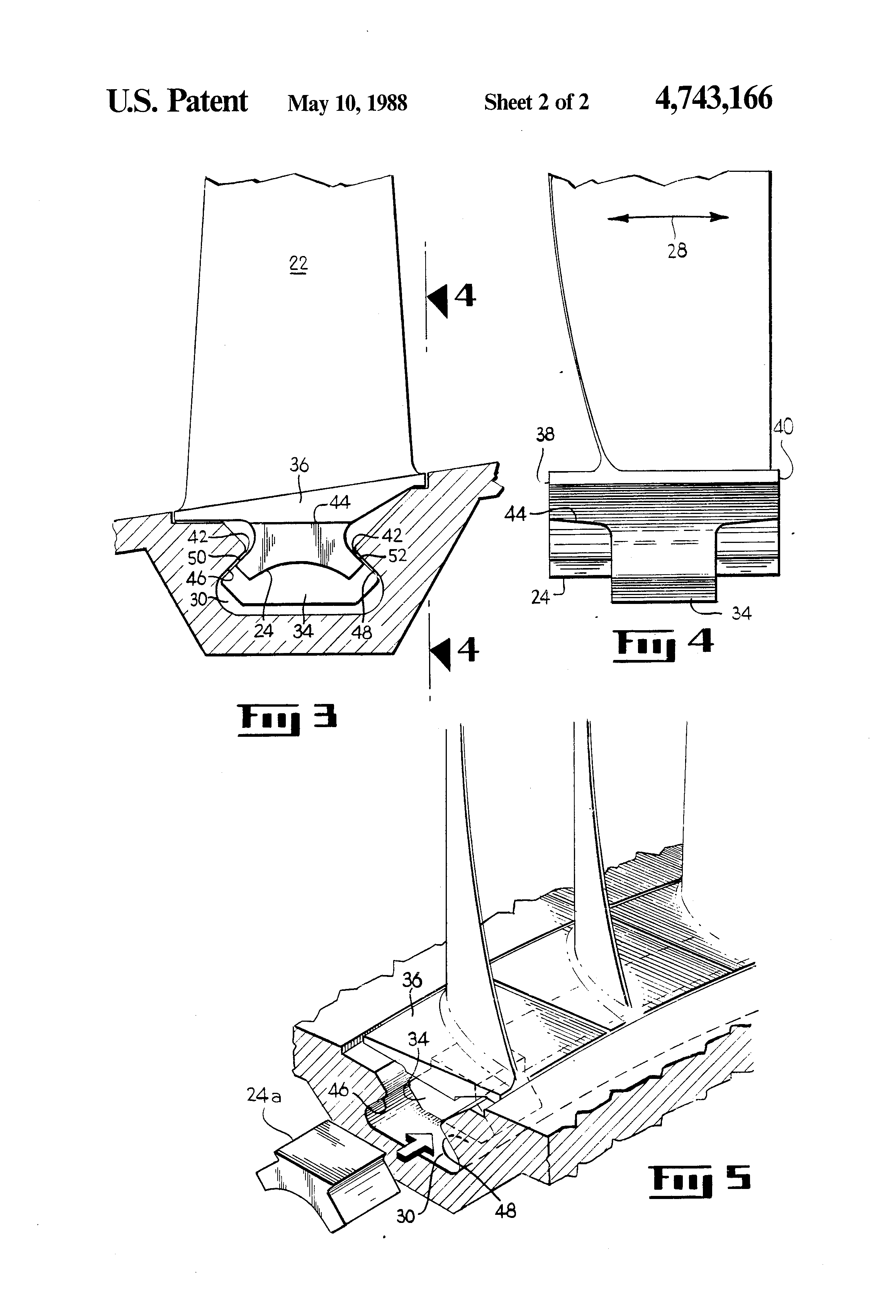 hight resolution of pine tree connectors for turbine blades google search