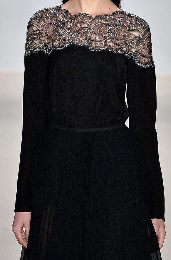 Tadashi Shoji - New York Fashion Week - Fall 2015