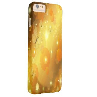 stars and butterflies barely there iPhone 6 plus case