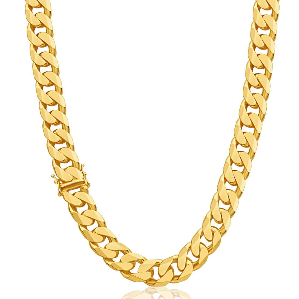 Gold Chains The Perfect Gift For Your Loved Ones Styleswardrobe Com Gold Chains For Men Chains For Men Cuban Link Chain Necklaces