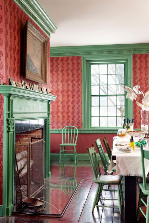 rooms that prove green is the prettiest color also best images colors old books all souls day rh pinterest