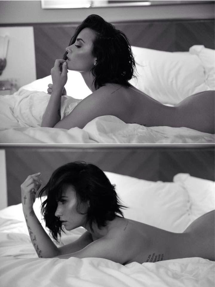 demi lovato hot naked body