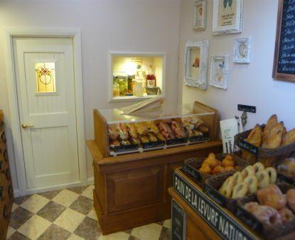 Miniature shop 'Le Fournil du M Village' detail