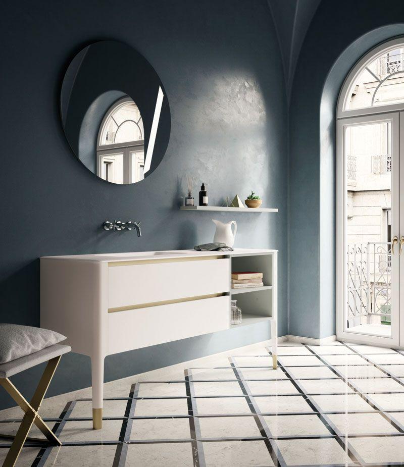 Arredobagno ART by Puntotre #home #bagno #arredobagno #bathroom ...